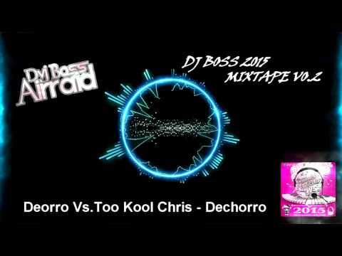 《DJ BOSS》Taiwan 2015 Mixtape VO.2 electro EDM 夜店專用party music