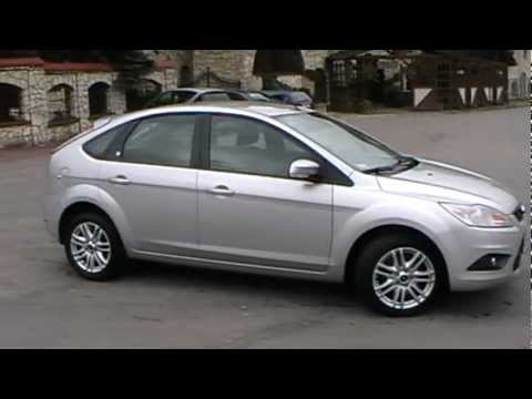 ford focus 1 8 tdci ghia 2008 r youtube. Black Bedroom Furniture Sets. Home Design Ideas