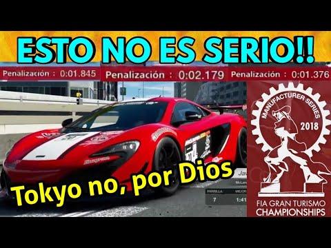 Gran Turismo Sport - Manufacturer Series - Esto NO es serio! Tokyo (casi) siempre acaba mal thumbnail