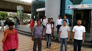 National Anthem Social Experiment || Badarpur Video