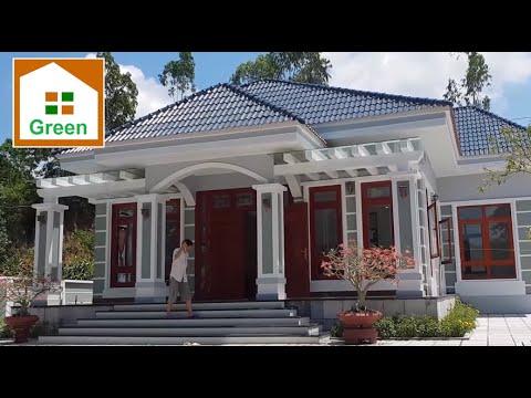 Nhà Đẹp | Mẫu Biệt Thự Vườn Đẹp | Hệ Mái Theo Kiến Trúc Nhật Bản