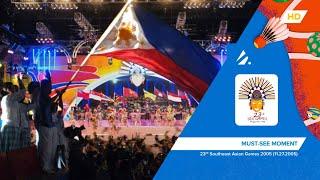 Manila 2005 SEA Games - Mabuhay, Pilipinas! | Must-See Moment (11.27.2005)