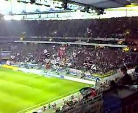 Eintracht Frankfurt Gegen Borussia Dortmund Aufstellung