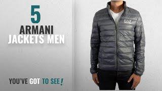 Top 10 Armani Jackets Men [2018]: EA7 8NPB01 PN29Z