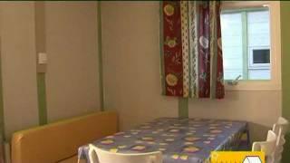 Camping en Denia, Alicante. Camping Los LLanos Denia. Casas Rurales y Bungalows madera económicos.