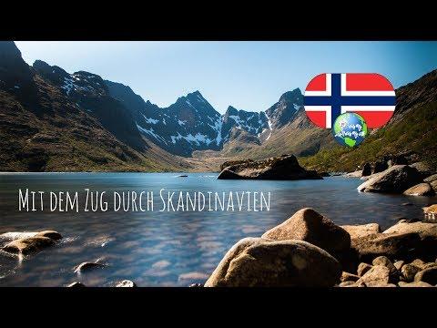 Mit dem Zug durch Skandinavien - 17 Tage Interrail