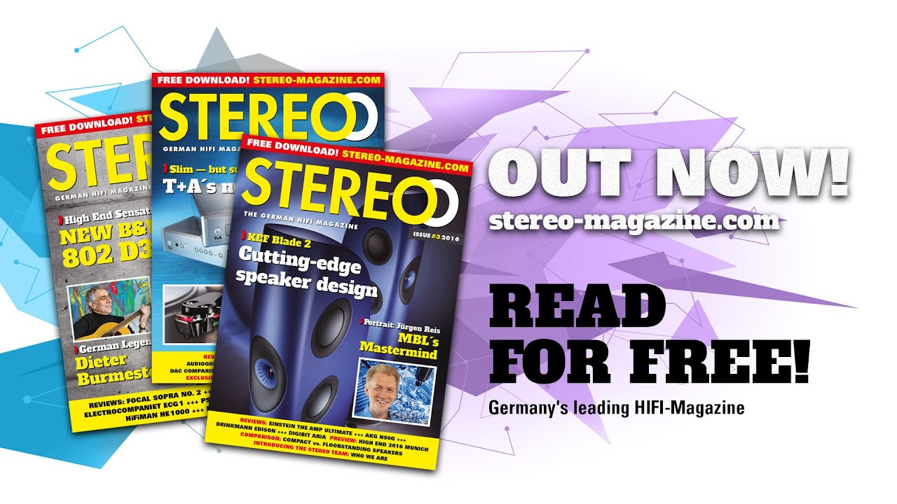 FREE DOWNLOAD - Stereo-Magazine com
