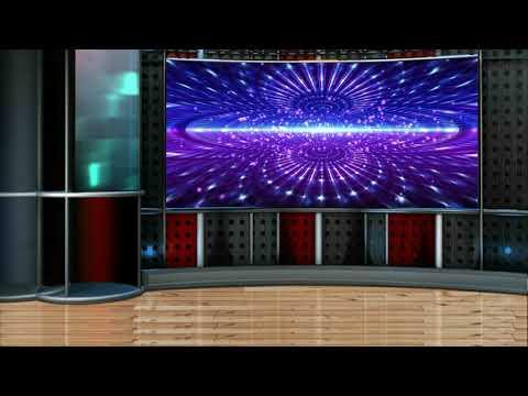 Tv Studio Background Virtual Studio Set News Studio Bsmotion Youtube