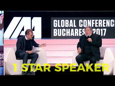 Film showcasing the 2017 IAA Global Conference on Creativity in Bucharest