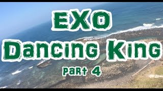 EXO Dancing King Part 4 分解動作舞蹈教學 // dance tutorial//振り付け//踊ってみた // dance cover/practice/Lesson