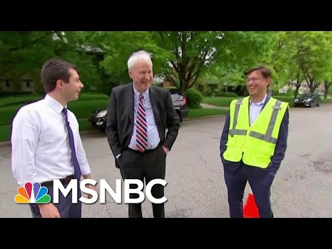 Pete Buttigieg Gives Chris Matthews A Tour Of South Bend | Hardball | MSNBC