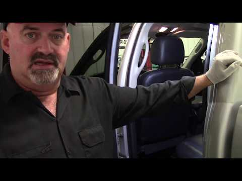 Repairing Dodge Ram Power Windows And Door Lock Problems Youtube