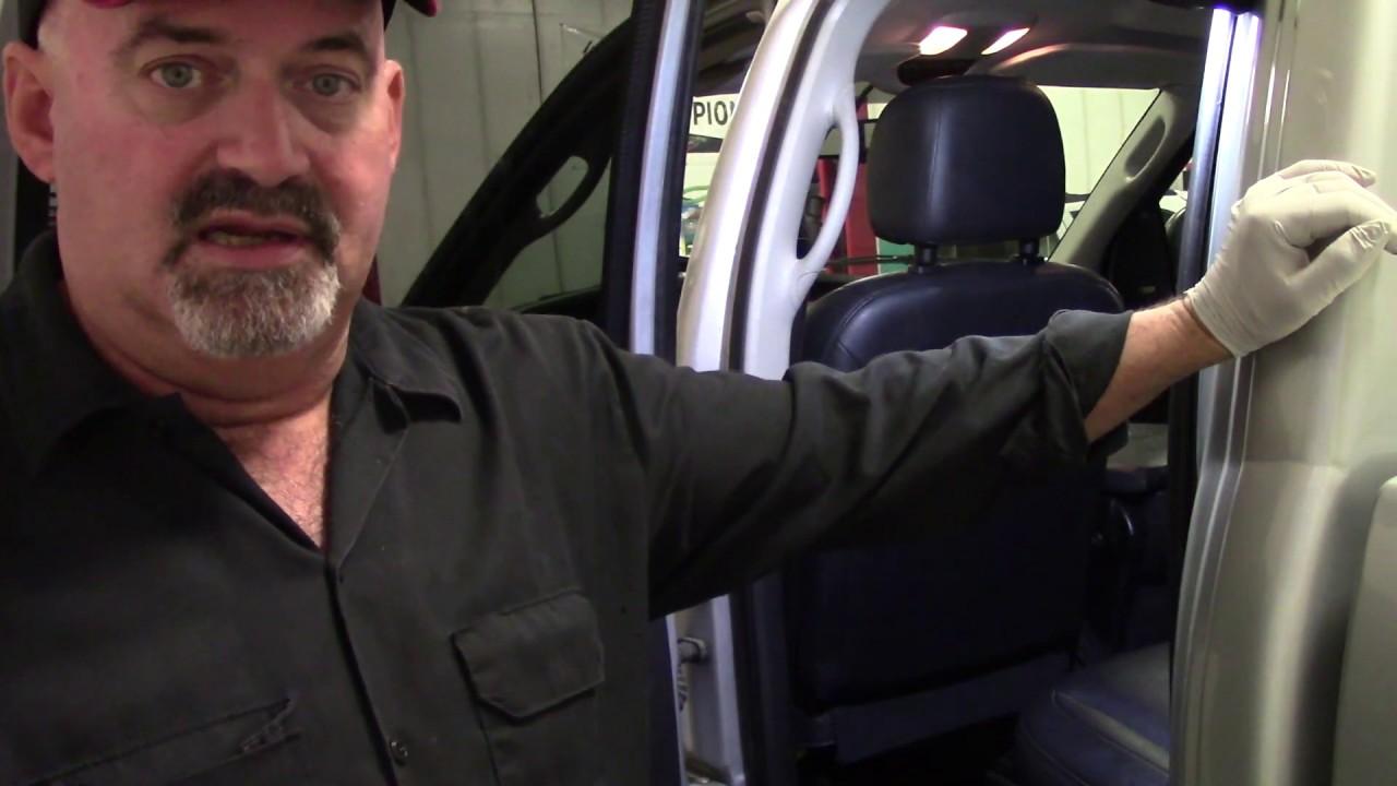 Repairing Dodge Ram Power Windows And Door Lock Problems Youtube