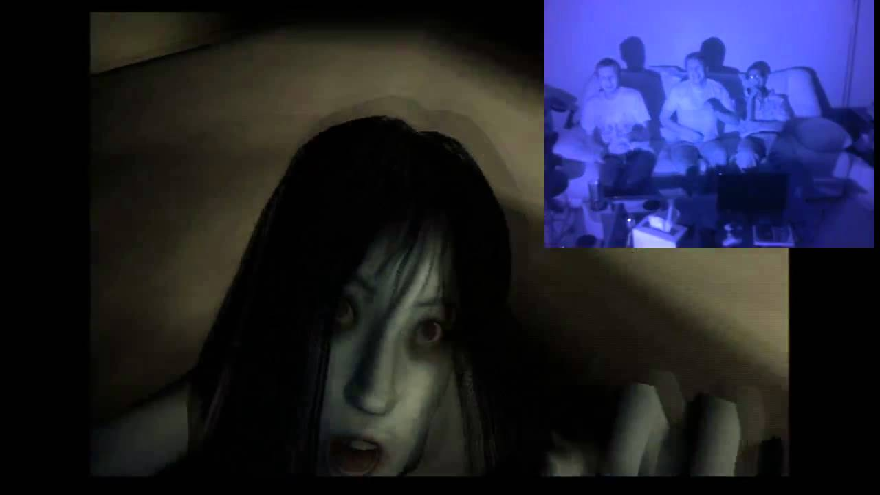 The Grudge Porn Parody