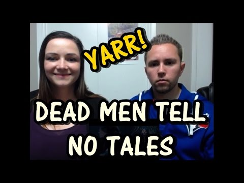 Pirates of the Caribbean: Dead Men Tell No Tales Official Trailer 2017 (The Boring Reactors)