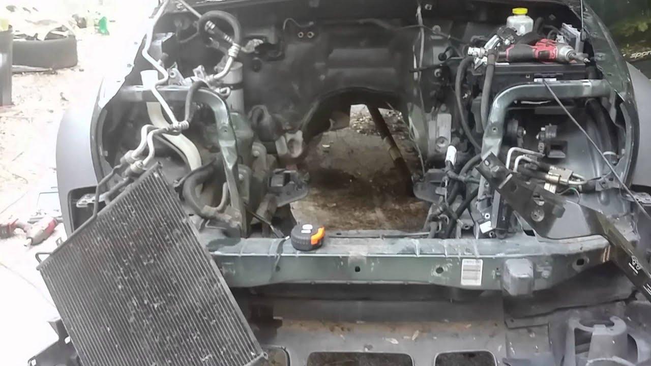 Jeep Liberty V8 1uzfe Swap Supercharger 5 Speed