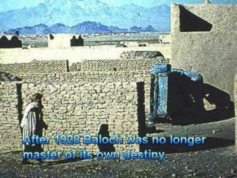 Balochistan, Balochistan in Iran, Post colonial