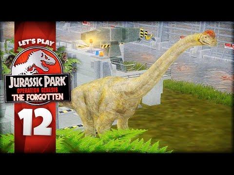 Jurassic Park: Operation Genesis   THE SAFARI ZONE (Let's Play JPOG Part 12)