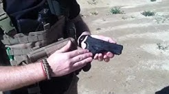 XDS .45 acp pistol test and review