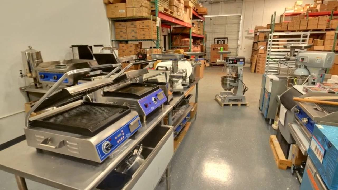 The Restaurant Warehouse | Boca Raton, FL | Restaurant Equipment ...