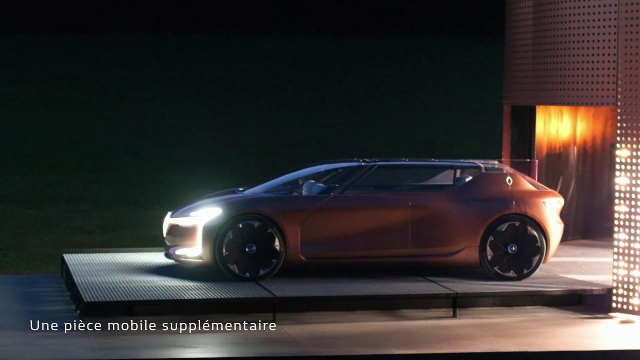 Renault symbioz un concept et une vision de la mobilit - Salon de la mobilite ...