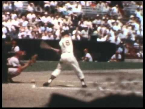 Pirates VS Reds at Forbes Field