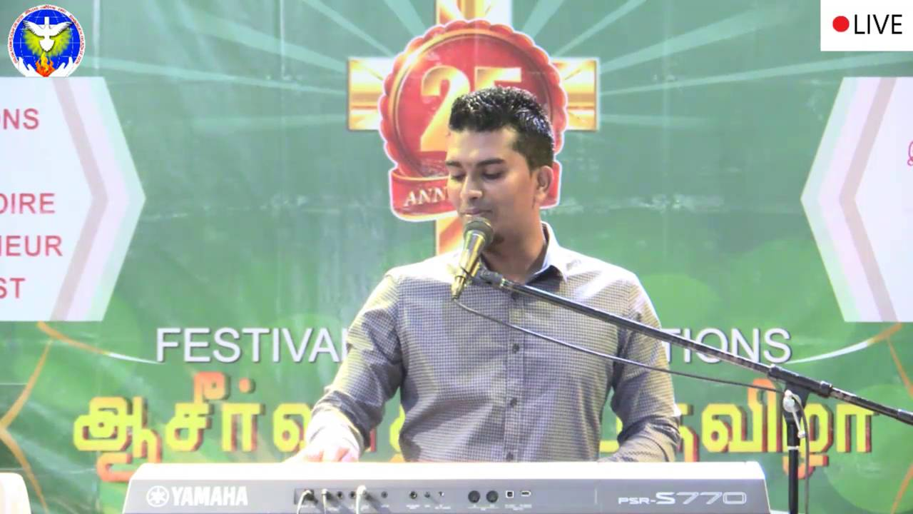 Download Eglise Evangélique de Sion : 2nd DAY OF THE 25th ANNIVERSARY Live Worship with John Jebaraj