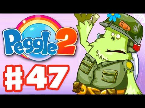 Peggle 2 - Gameplay Walkthrough Part 47 - Plants vs. Zombies Garden Warfare Pack