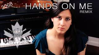Vanessa Carlton - Hands On Me Remix