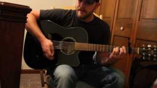 James Blunt Goodbye My Lover Cover Acoustic