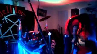 BLACK VOMIT 666 en vivo Duitama (2015)