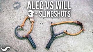 FORGING SLINGSHOTS!!! Steele vs Stelter 3