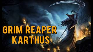 League of Legends - Grim Reaper Karthus Skin
