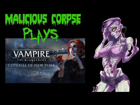 Vampire: The Masquerade – Coteries of New York 9 |