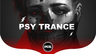 PSY TRANCE ● Reverence - Cyber (Original mix)