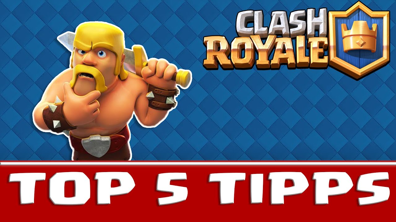 Clash Royal Tipps