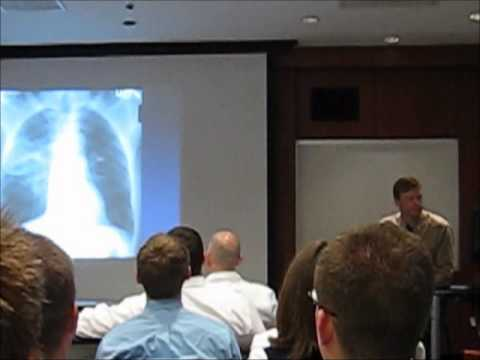 First day of radiology residency, July 2010