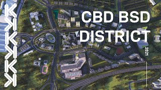 BSD Business District Animation
