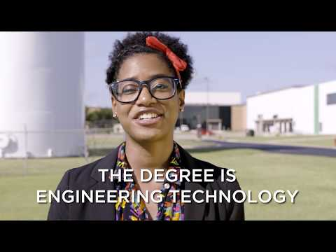 We are Engineering Technology.