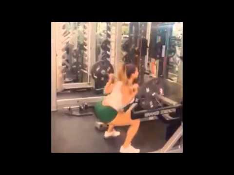 LAISDELEON | Fitness Girl Workout Video Fitness Model