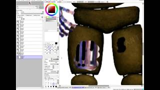 {speed edit}making ignited springbonnie thumbnail