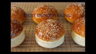 How to make hamburger buns - Bruno Albouze - THE REAL DEAL