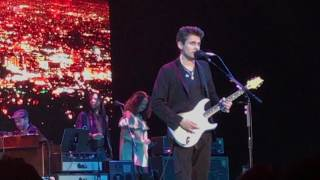 Gambar cover Rosie - John Mayer CRAZY SOLO JAM Live O2 Arena, The Search for Everything Tour