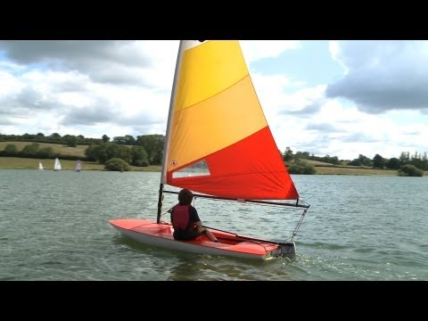 Getting Started - Dinghy Sailing - with RYA's Graham Manchester - Sport Development