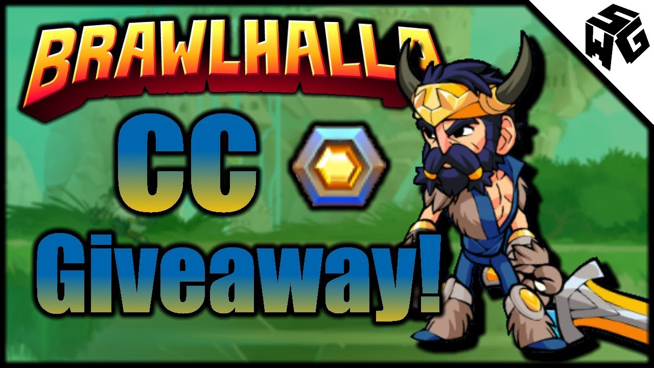(DONE) Brawlhalla Community Color Giveaway! #SkillzWGiveaway