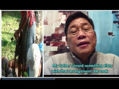 My Father's Life As A Stowaway In Sambat, Panaon Unisan Quezon