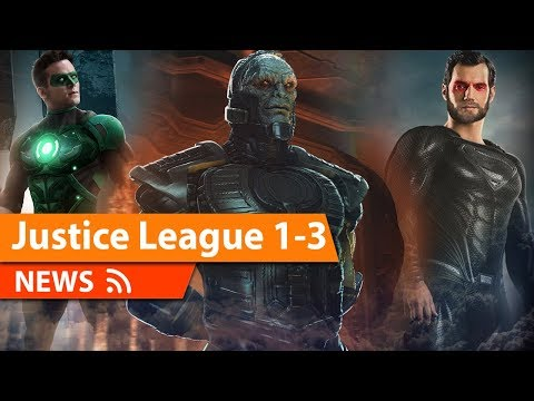 Zack Snyder's EPIC Justice League Trilogy DETAILED & Explained Mp3