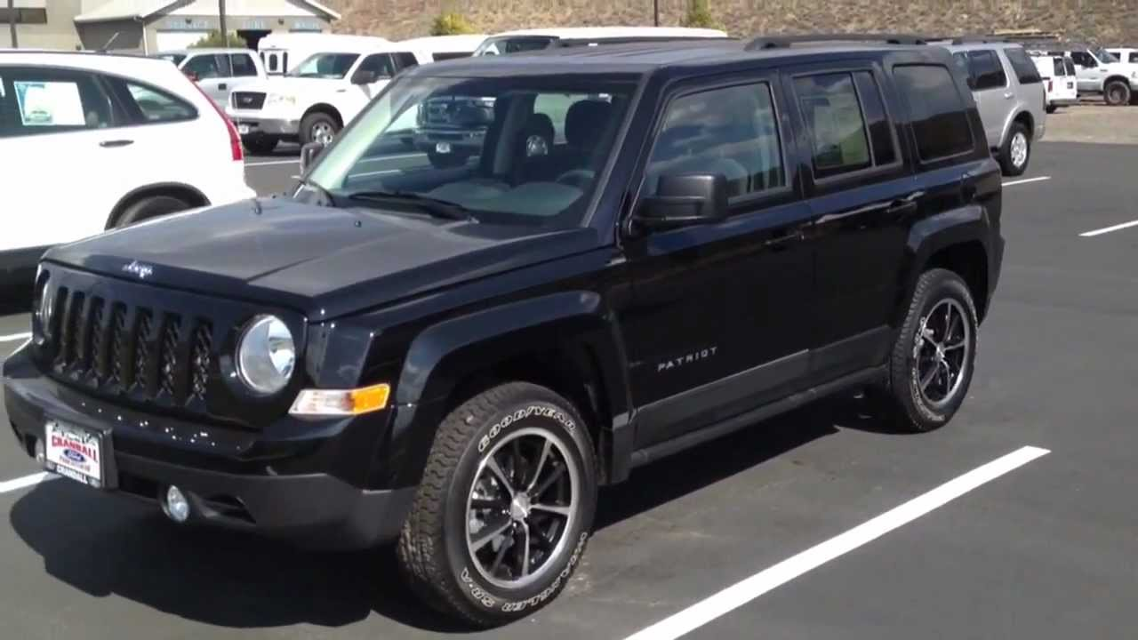 2012 jeep patriot sport 5-speed full tour (start up, exhaust