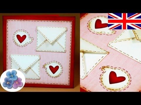how to make valentines cards diy valentines day v day love cards papercraft scrapbook crafts. Black Bedroom Furniture Sets. Home Design Ideas