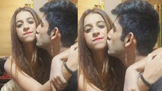 Benafsha Boyfriend Varun Sood WELCOMES Her With A Kiss |  Bigg Boss 11 Eviction Day